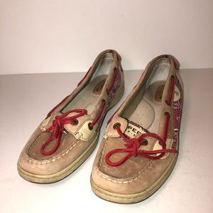 Sperry Top Sider Women's Boat Shoes- Size 7